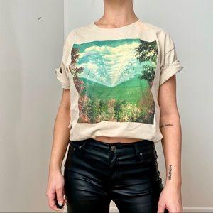 Tame Impala InnerSpeaker Womens Art Printed Short Sleeve Tee Black